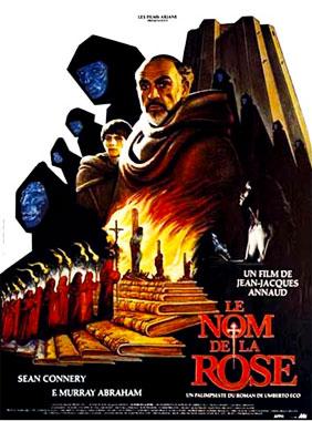 Le nom de la Rose, le film de 1986