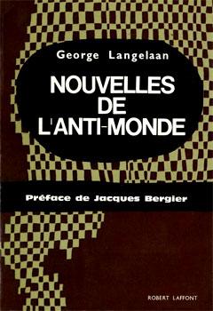 Nouvelles de l'Antimonde, le recueil de 1962