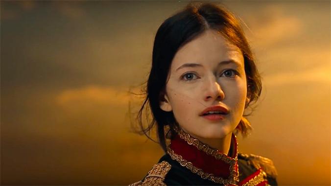 Casse-Noisette et les Quatre Royaumes, le film de 2018