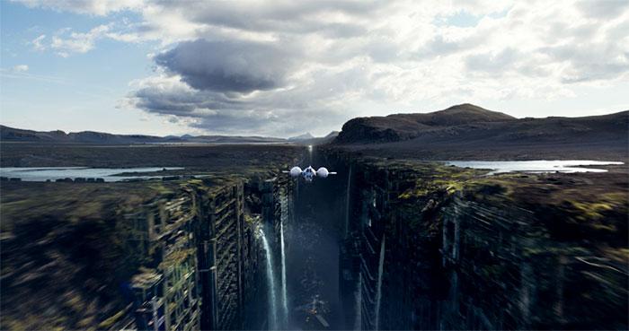 Oblivion, le film de 2013