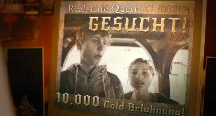 Offline: La vie n'est pas un niveau bonus, le film de 2016