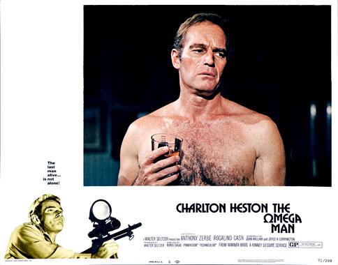Le survivant, le film de 1971