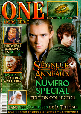One, le numéro hors-série 4 de 2003