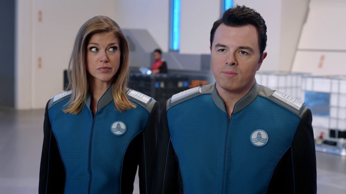 The Orville S01E09: La dague de Cupidon (2017)