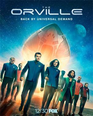 The Orville, la saison 2 de 2018 de la série télévisée de 2017