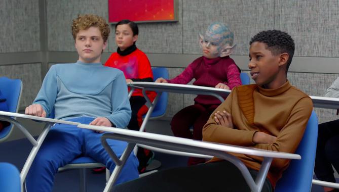 The Orville S02E01: Ja'loja (2018)