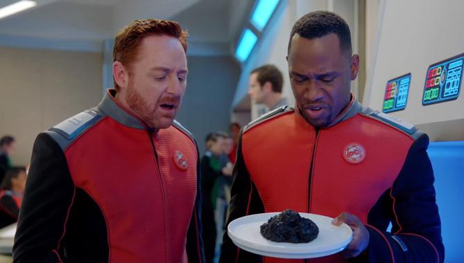 The Orville S02E02: Pulsions profondes (2019)