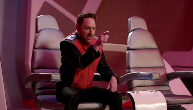 The Orville S02E04: Plus rien sur Terre excepté les poissons (2019)
