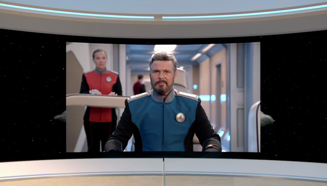 The Orville S02E09: Identité (seconde partie) (2019)