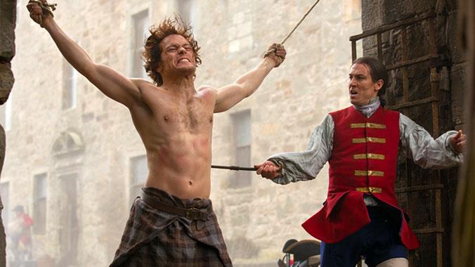 Outlander S01E02: Le Château de Leoch (2014)