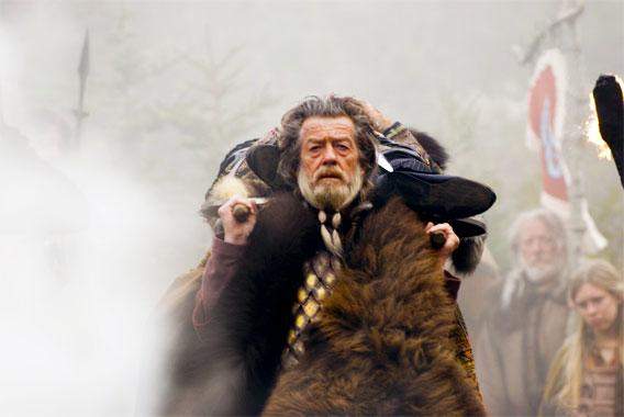 Outlander, le dernier Viking... le film de 2008