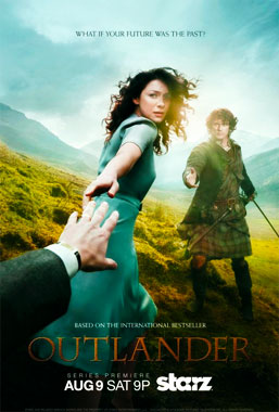 Outlander, la série télévisée de 2014 poster