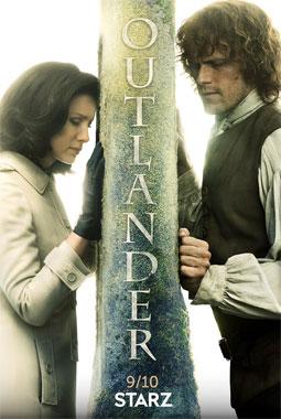 Outlander, la saison 3 de 2017 de la série télévisée de 2014 poster