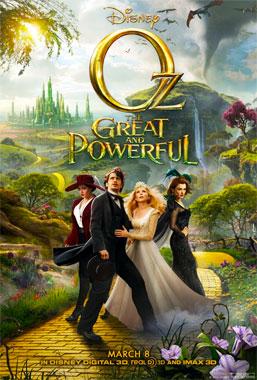 Le monde fantastique d'Oz, le film de 2013