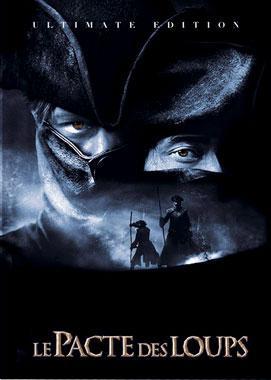 Le Pacte des loups (2001), le coffret DVD ultimate de 2001.