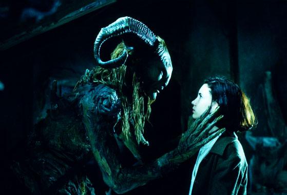Le Labyrinthe de Pan, le film de 2006