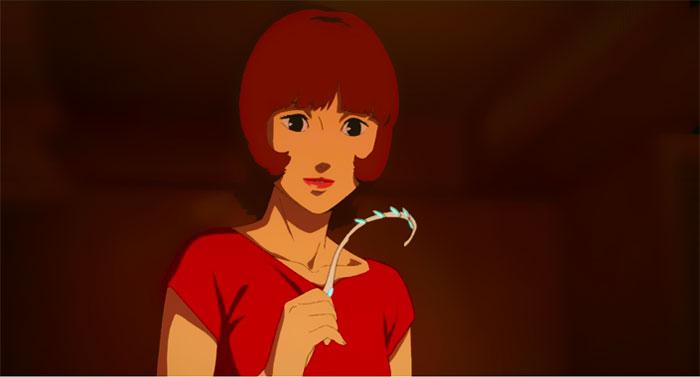 Paprika, le dessin animé de 2006