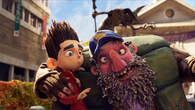 L'étrange pouvoir de Norman, le film animé de 2012