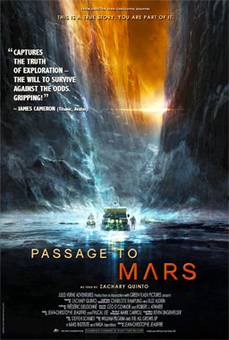 Passage To Mars, le film de 2016