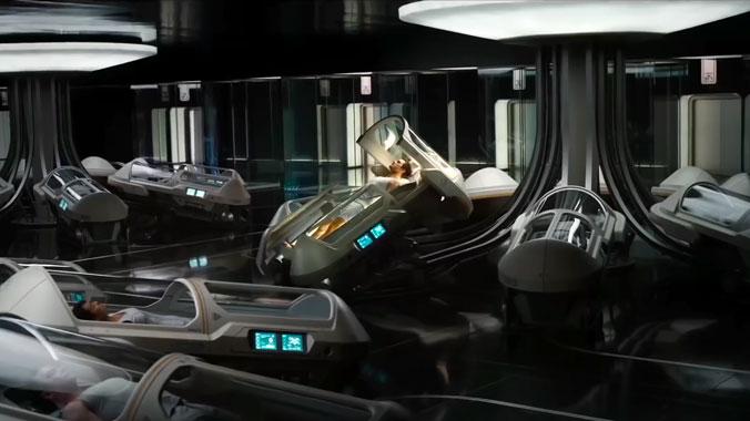 Passengers, le film de 2016
