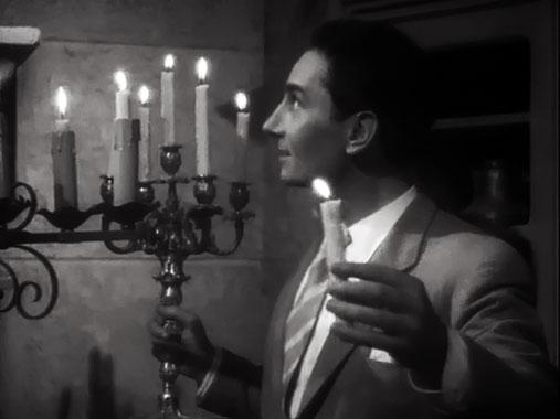 Le pays sans étoiles, le film de 1946