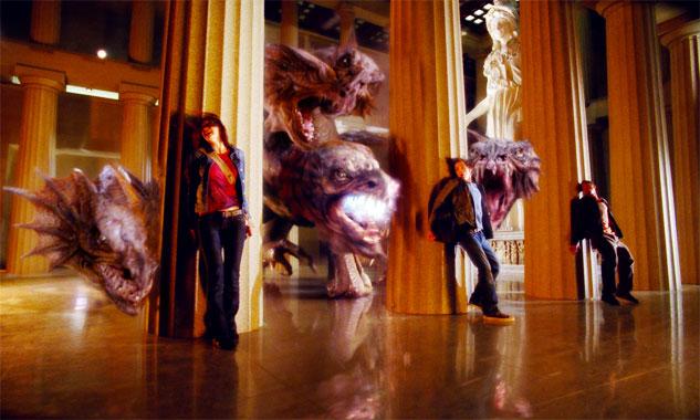 Percy Jackson: Le voleur de foudre (2010) photo