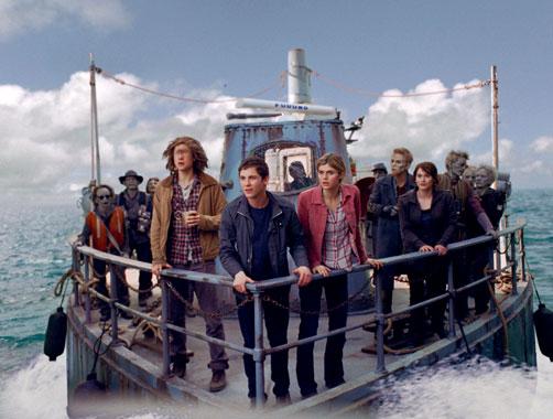 Percy Jackson 2: La mer des monstres (2013)