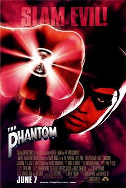 Le fantôme du Bengale, le film de 1996