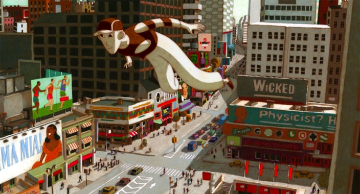 Phantom Boy (2015) photo