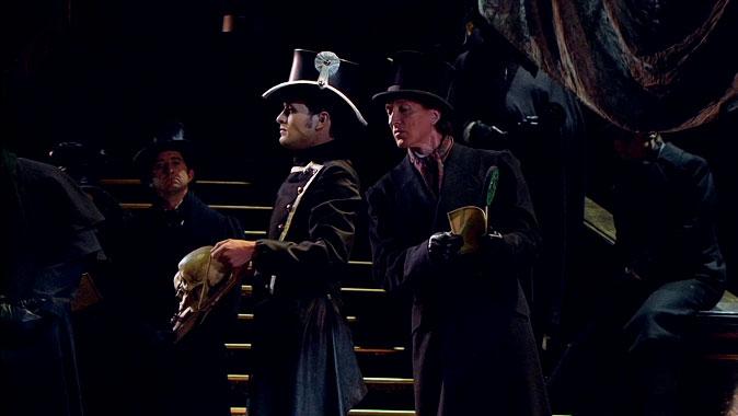 Le fantôme de l'opéra, la comédie musicale de 1986