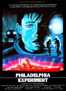 Philadelphia Experiment, le film de 1984