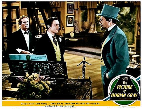 Le portrait de Dorian Gray, le film de 1945