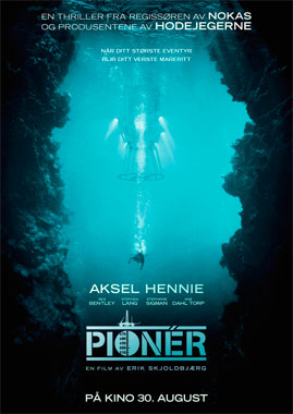 Pioneer (2013) poster