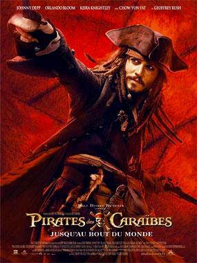 Pirates des Caraïbes: Jusqu'au bout du monde, le film de 2007