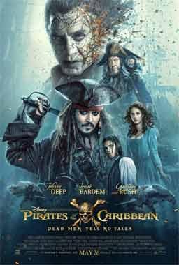 Pirates des Caraïbes 5, le film de 2017