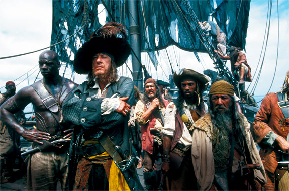 Pirates des Caraïbes (2003) photo