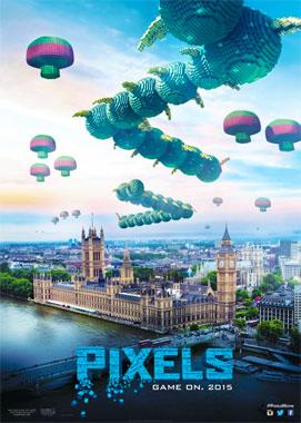 Pixels, le film de 2015