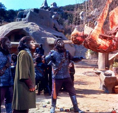 La planète des singes, le film de 1968
