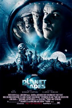 La planète des singes, le film de 2001