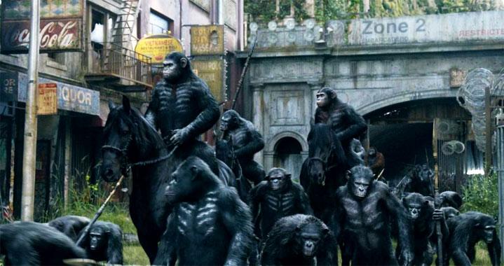 La planète des singes 3: L'affrontement (2014)