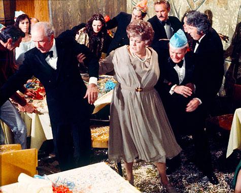 L'aventure du Poséïdon, le film de 1972