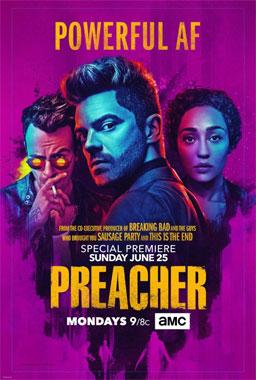 Preacher, la seconde saison de 2017 de la série de 2016