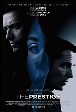 Le Prestige, le film de 2006