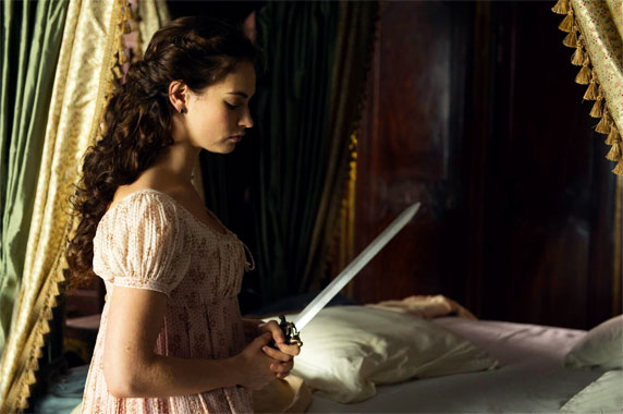 Pride and Prejudice And Zombies, le film de 2016