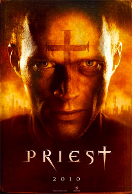 Priest, le film de 2011