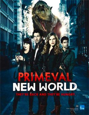 Primeval: New World, la série télévisée de 2012