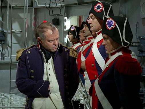 Le prisonnier S01E15: La Mort en marche (1968)