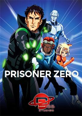Prisoner Zero, la série animée de 2016