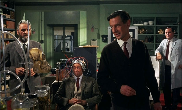 Les monstres de l'Espace, le film de 1967