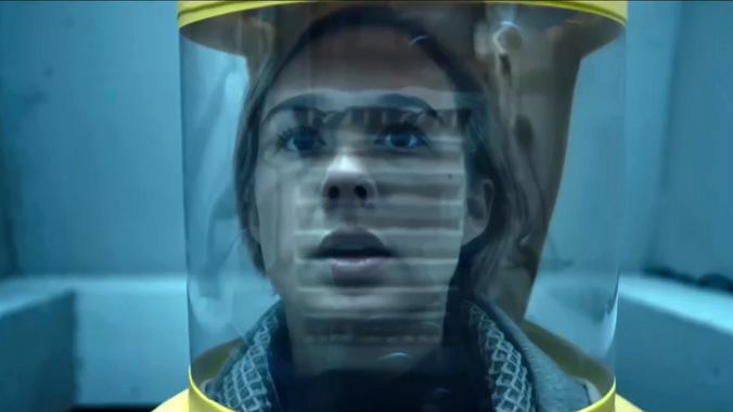 The Rain, la série télévisée de 2018